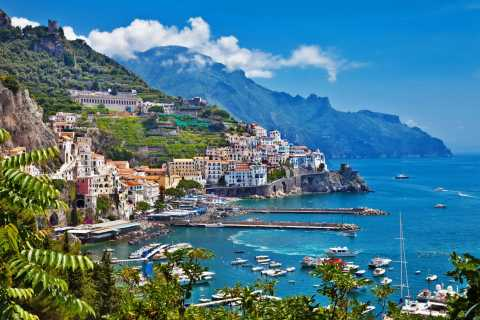 From Sorrento: Private Positano, Amalfi & Ravello Excursion