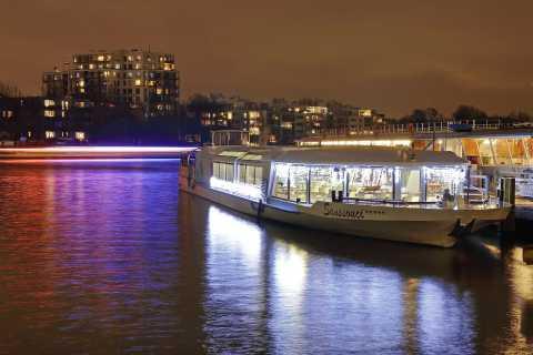 Berlin: 2-stündige winterliche Flusskreuzfahrt