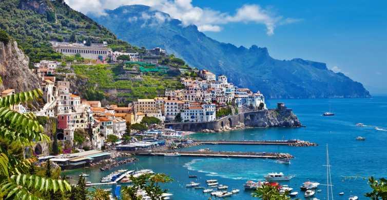 Positano: Private Half Day from Sorrento