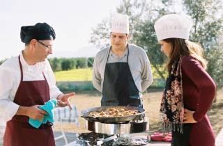 Valencia: Kochkurs für Paella & spanisches Omelett