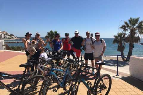 Marbella: 3-Hour Guided Bicycle Tour