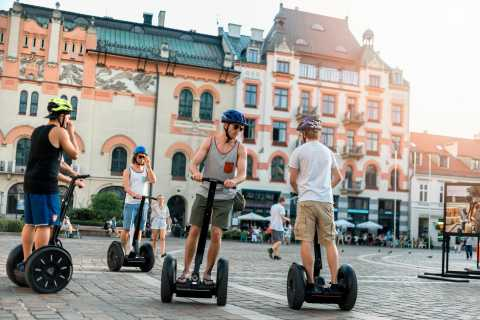 Krakow: 3-Hour Segway Supreme Tour