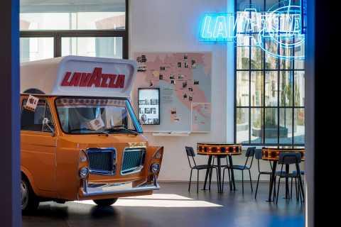 Torino: tour con saltafila al museo del caffè Lavazza