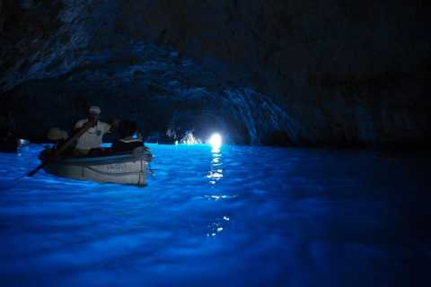 From Sorrento: Capri Boat Trip with visit to the Blue Grotto