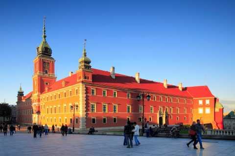 Varsóvia: Visita Guiada ao Castelo Real de Skip The Line