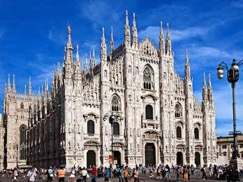 Mailand: Sightseeing-Tour mit Duomo und Teatro alla Scala