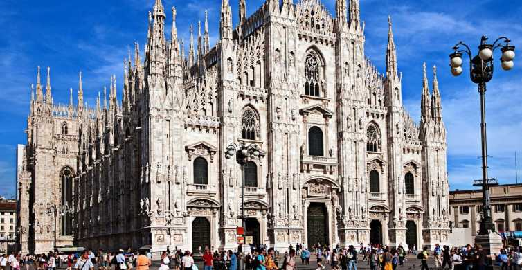 Milan: 3-Hour Sightseeing Tour with Duomo and La Scala Entry
