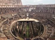 Altes Rom und Kolosseum: Kleingruppen-Rundgang