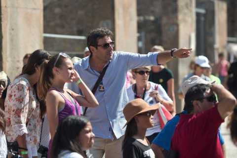 Pompeii 2-Hour Guided Tour with an Archaeologist