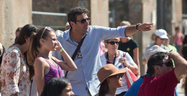 Pompeii: rondleiding van 2 uur met archeoloog