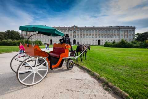 Campania: Royal Palace of Caserta Guided Private Tour