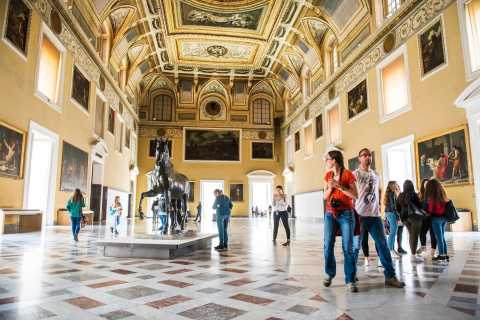 Naples Archaeological Museum 2-Hour Guided Private Tour
