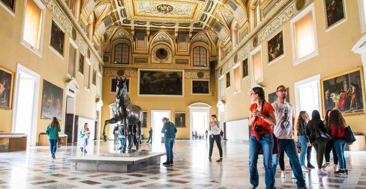 Archeologisch museum van Napels 2-uur durende privérondleiding