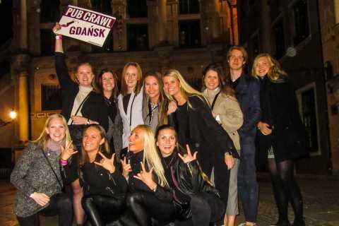 Gdansk: kroegentocht met gratis drankjes