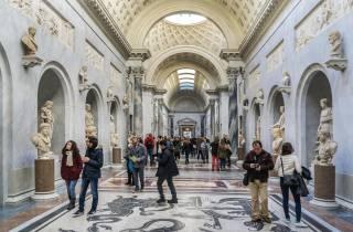 Rom: Private Ganztagesexkursion von Civitavecchia