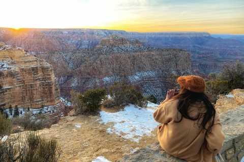 From Las Vegas: Grand Canyon & Antelope Canyon 2-Day Tour