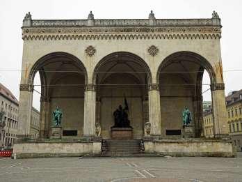 München: Auf den Spuren des Dritten Reichs