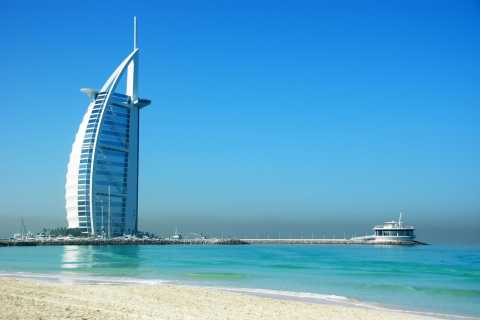 Dubai Full-Day Spanish Language Tour - City of Contrasts