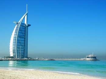 Dubai: Stadt der Kontraste - Tagestour auf Spanisch