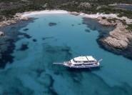 Sardinien: Ganztägige Bootsfahrt zum Maddalena-Archipel