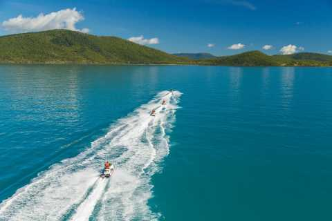 Airlie: Adventure Jet Ski Tour From Airlie Beach
