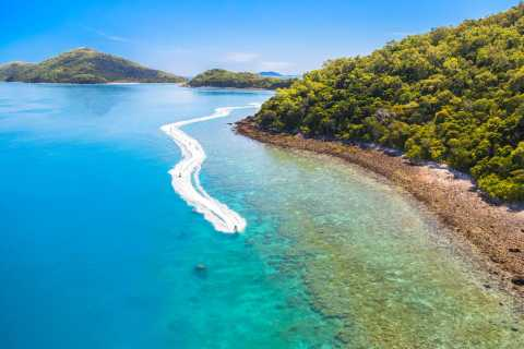 From Airlie Beach: Two-Island Safari