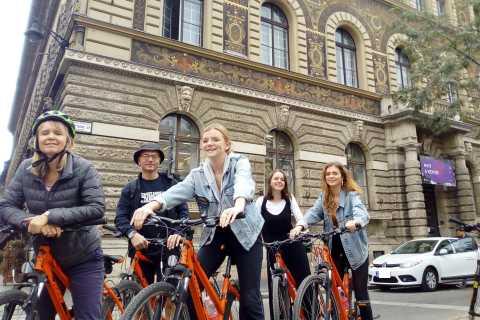Budapest: 3,5-stündige Sightseeing-Radtour