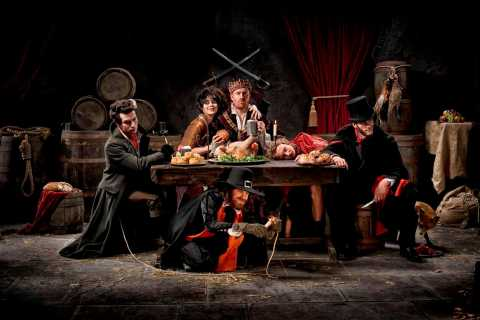 Londres: Westminster Walking Tour e London Dungeon Entry