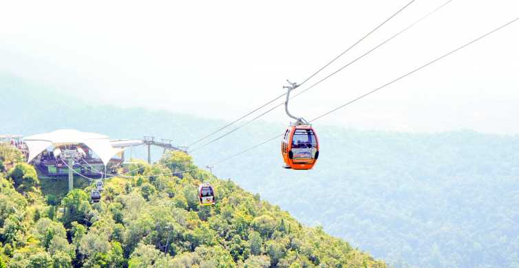 Langkawi: Cable Car Admission Ticket
