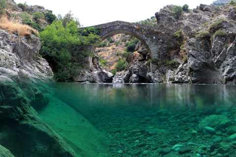 Calvi: Asco Valley 4x4 Day Tour with Guide