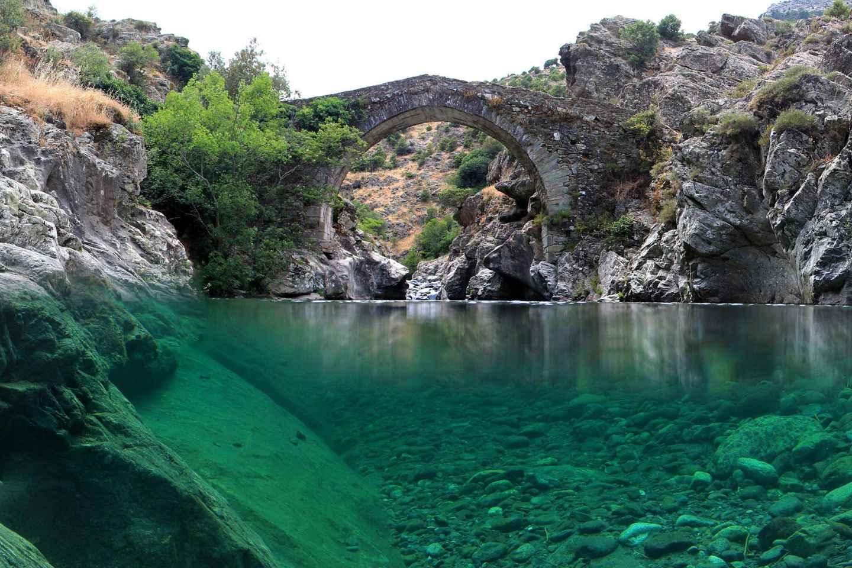 Calvi: Tagestour durch das Ascotal mit Geländewagen & Guide