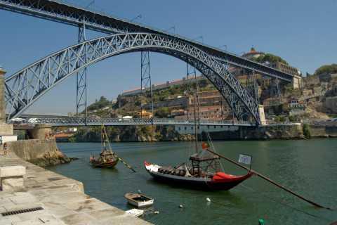 Porto: Private 8-Hour City Highlights Tour