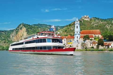 From Vienna: Dürnstein and Wachau Sunday Cruise