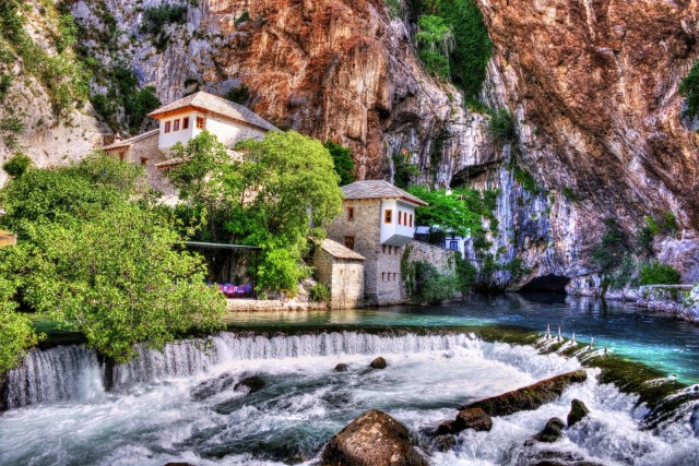 Sarajevo naar Dubrovnik: daguitstap via Herzegovina