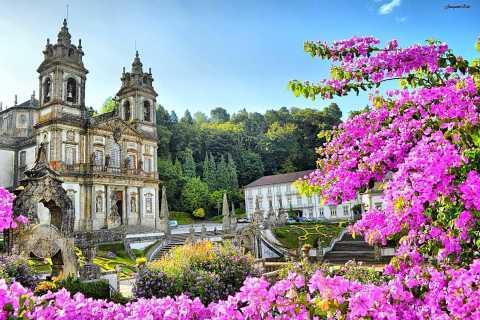 Porto: Private Braga and Guimaraes Tour