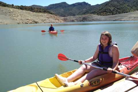 From Tarragona: Siurana Reservoir, Kayak, And Walking Tour