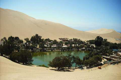 Lima: Excursão Ilhas Ballestas, Oásis Huacachina e Vinícola