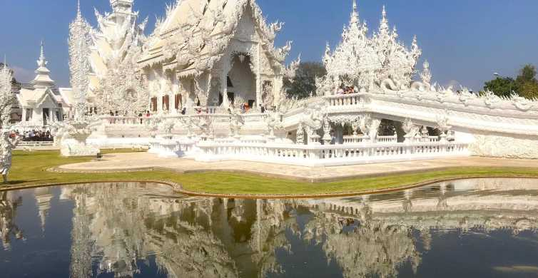 Chiang Mai: White Temple and Black House Museum Private Tour