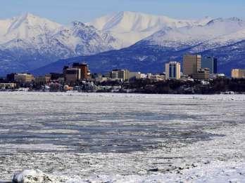 Anchorage - Kleine Gruppe - Stadtrundfahrt