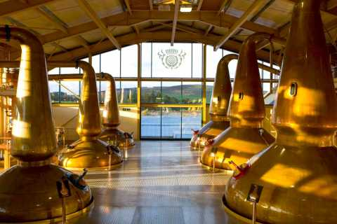 From Inverness: Castles and Malt Whisky Tour
