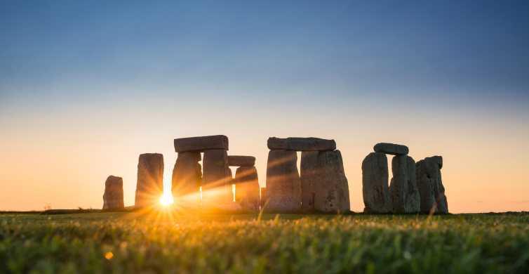 Stonehenge, Windsor, Bath & Salisbury Tour fra London