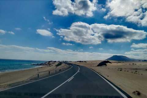 Fuerteventura: dunas de Corralejo para pasajeros de crucero
