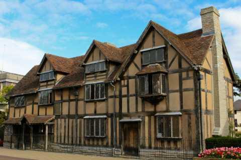 Stratford-upon-Avon e Cotswolds, sem Entradas