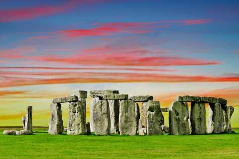 Depuis Londres: excursion à Windsor, Oxford et Stonehenge