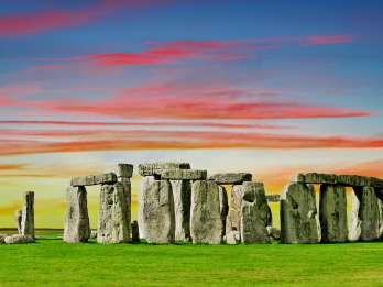 Ab London: Tagestour nach Windsor, Oxford & Stonehenge