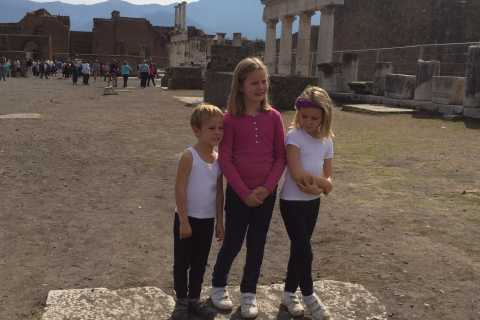 Pompeii: 2-Hour Private Guided Tour