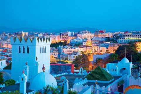 Casablanca: Tangier Day Tour by High-Speed Train