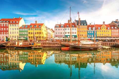 Copenhague: Excursão Particular de Pequeno Grupo a Pé