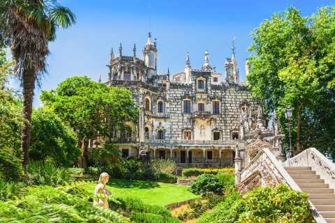 Excursão Destaques de Sintra saindo de Lisboa