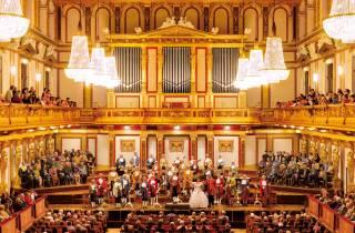 Wien: Österreichisches Vergnügungsdinner und Konzerterlebnis